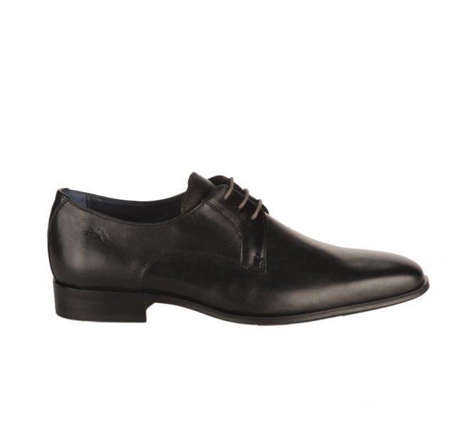 Chaussures à lacets homme - FLUCHOS - Noir