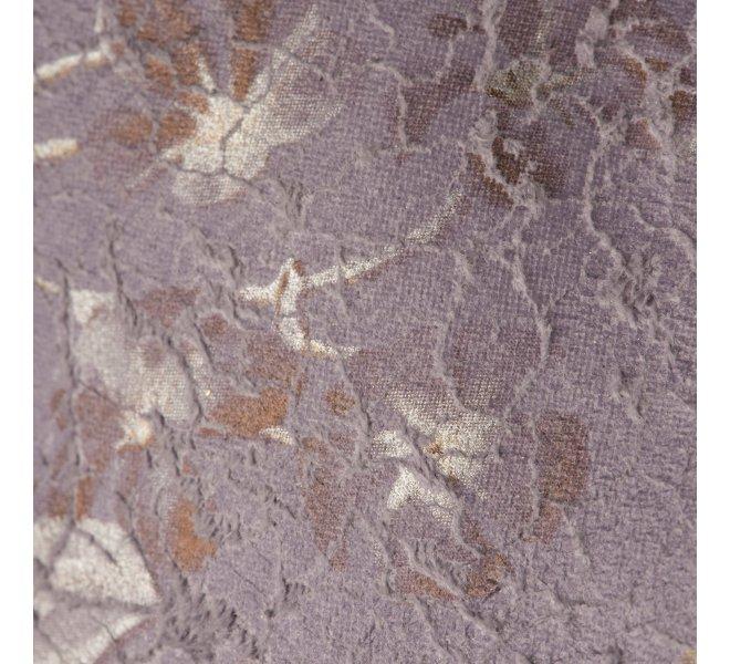 Nu pieds femme - PAPUCEI - Violet lilas
