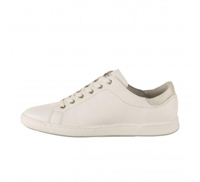 Baskets mode femme - PATAUGAS - Blanc