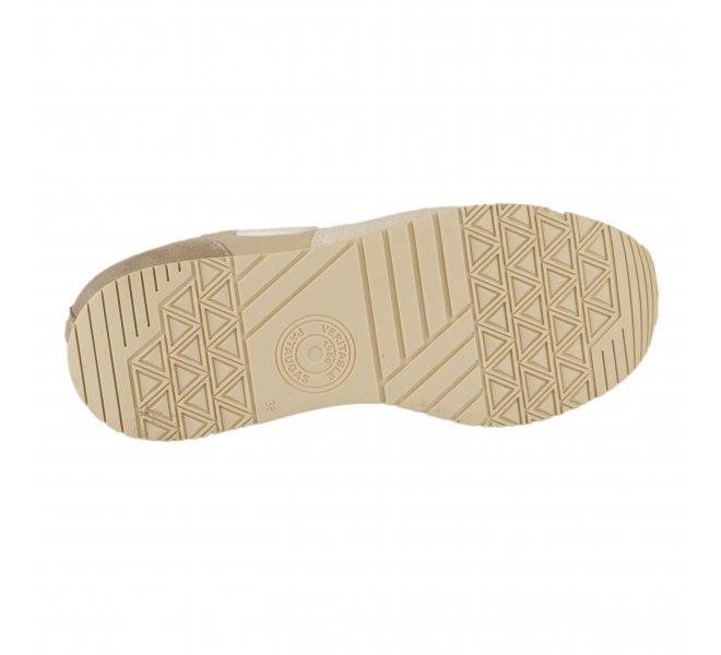 Baskets mode femme - PATAUGAS - Beige