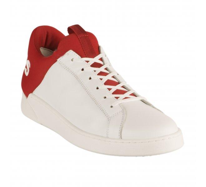 Baskets garçon - LEVIS - Blanc