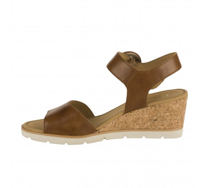 Nu pieds femme - GABOR - Naturel