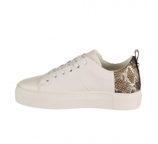 Baskets mode femme - PRETTY LOVE - Blanc