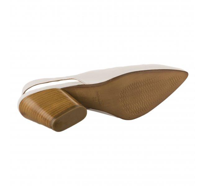 Escarpins femme - MIGLIO - Blanc