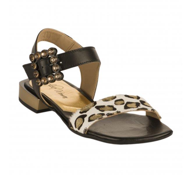 Nu pieds femme - ALPE - Leopard