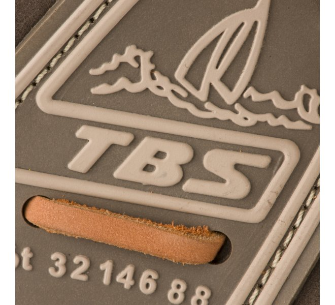Bateau homme - TBS - Marron