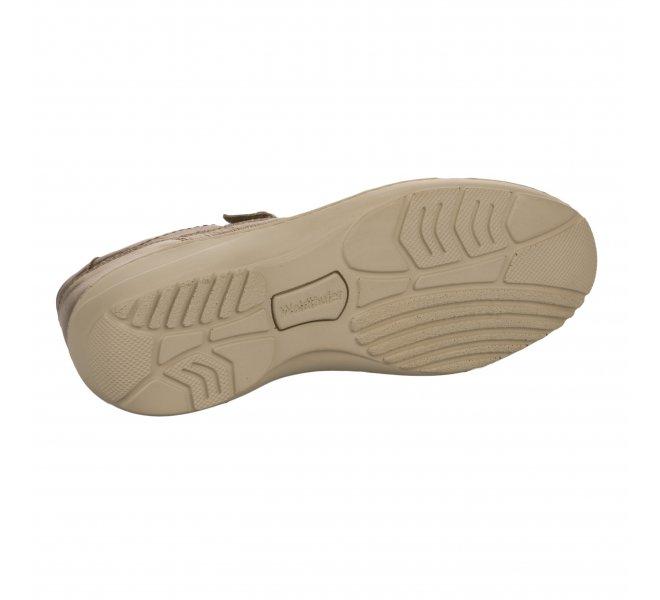 Chaussures de confort femme - WALDLAUFER - Dore mordore