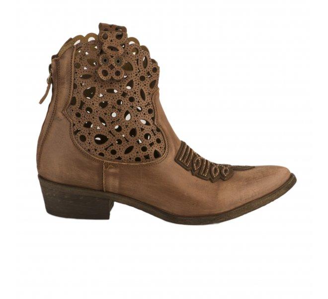 Chaussures femme - MIGLIO - Taupe