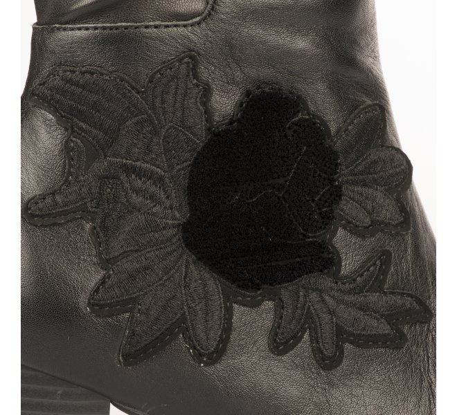 Bottes femme - KARSTON WEB - Noir