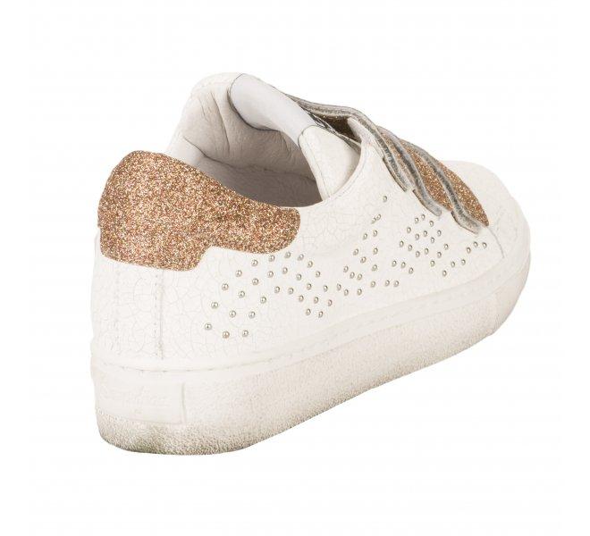 Baskets mode femme - SEMERDJIAN - Blanc