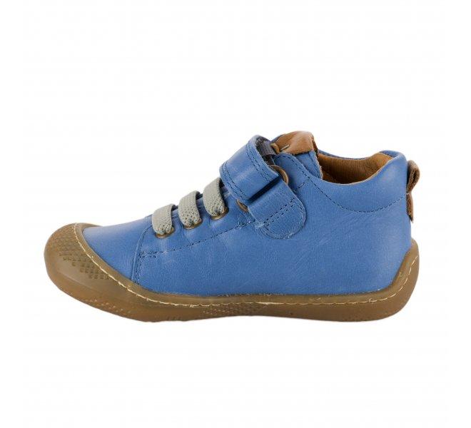 Bottines garçon - BABYBOTTE - Bleu