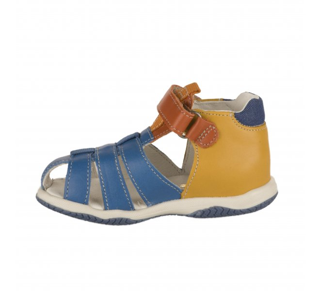 Nu-pieds garçon - BABYBOTTE - Bleu