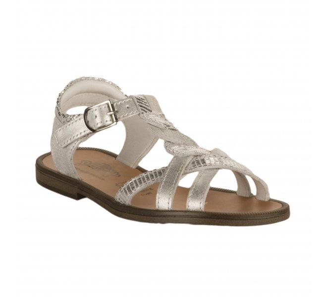 Nu-pieds fille - BELLAMY - Blanc