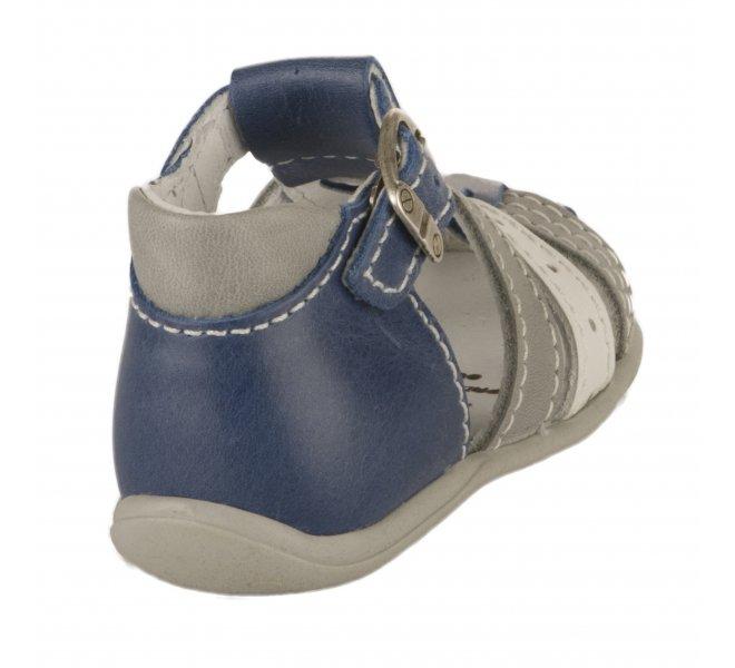 Nu-pieds garçon - BELLAMY - Bleu