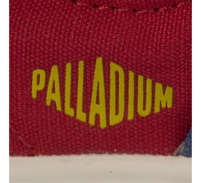 Baskets garçon - PALLADIUM - Rouge