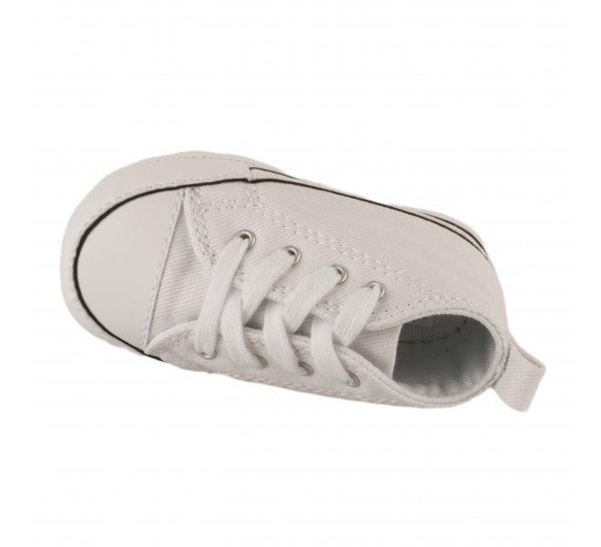 Baskets garçon - CONVERSE - Blanc