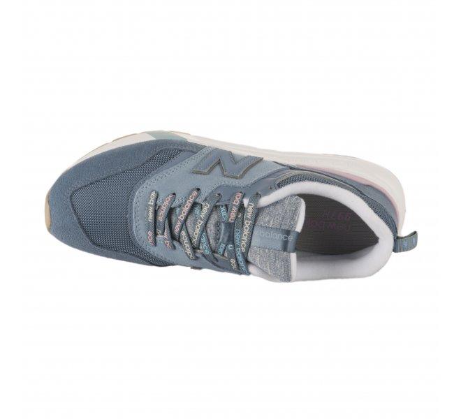 Baskets fille - NEW BALANCE - Bleu