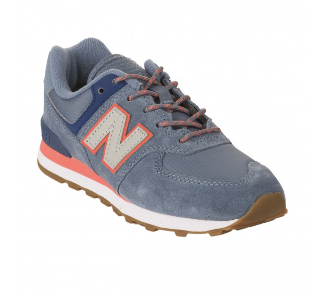 Baskets mixte - NEW BALANCE - Bleu
