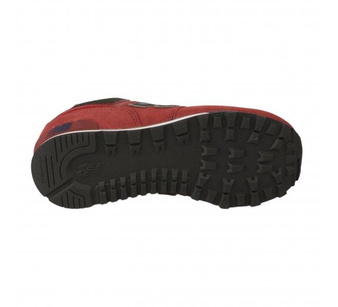 Baskets mixte - NEW BALANCE - Rouge bordeaux