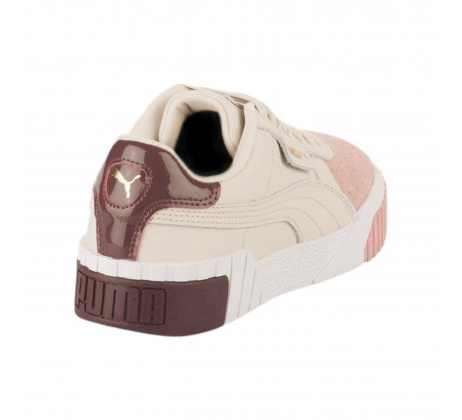 Baskets fille - PUMA - Beige rose