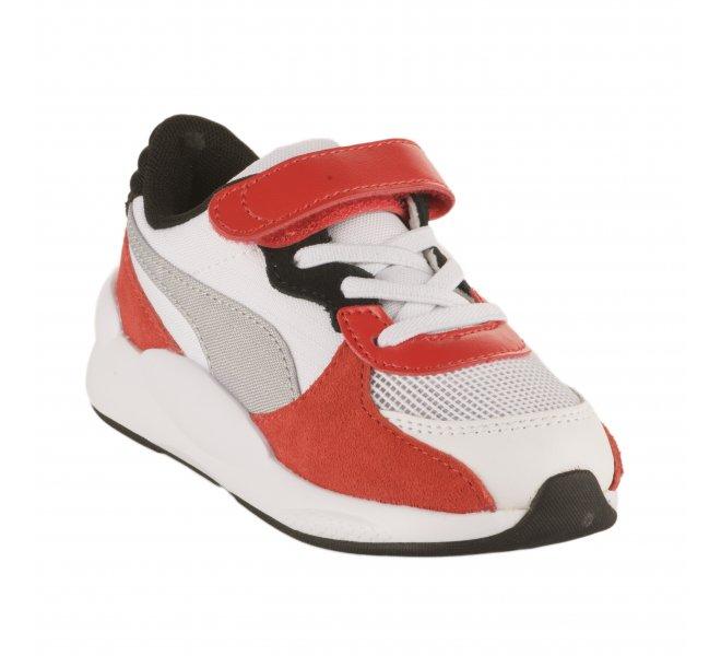 Baskets garçon - PUMA - Rouge