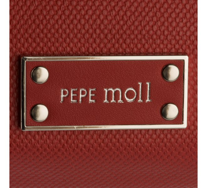 Sac à main femme - PEPE MOLL - Rouge