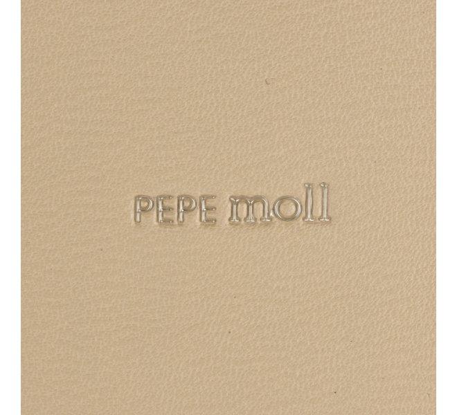 Sac à main femme - PEPE MOLL - Beige