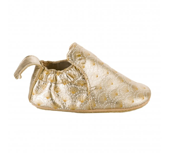 Chaussons fille - EASY PEASY - Dore