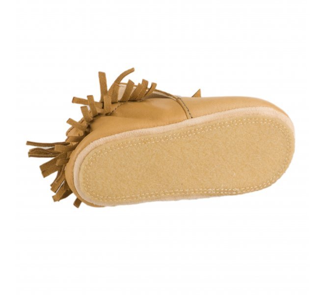 Chaussons fille - EASY PEASY - Naturel