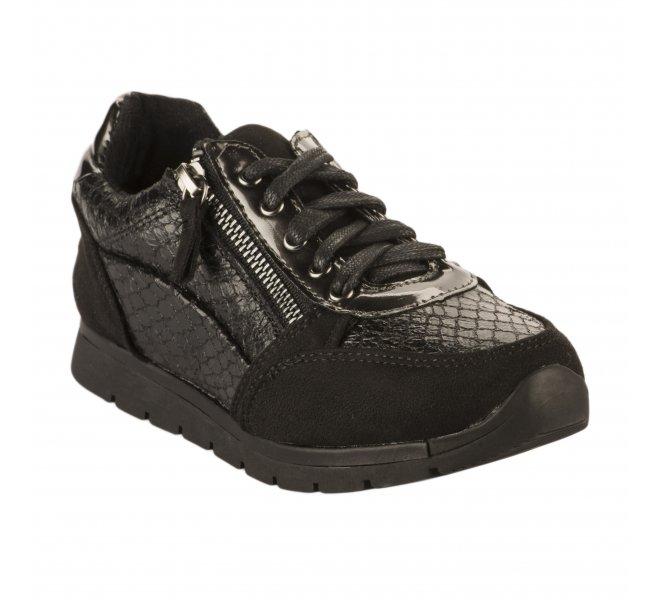 Baskets fille - XTI - Noir