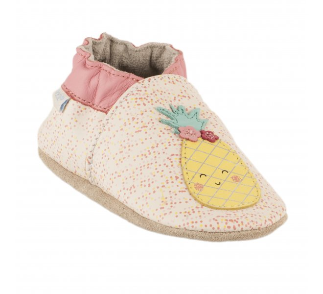 Chaussons fille - ROBEEZ - Multicolore