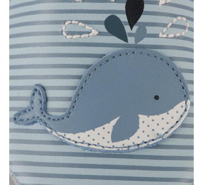 Chaussons fille - ROBEEZ - Bleu