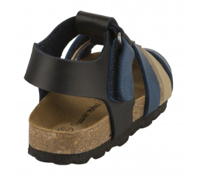Nu-pieds garçon - CHAUSSMOME - Multicolore