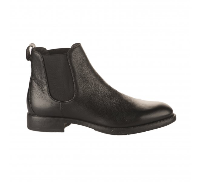 Boots homme - FIRST COLLECTIVE - Noir
