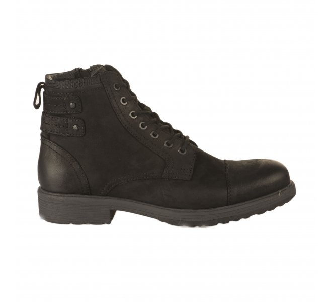 Bottines homme - FIRST COLLECTIVE - Noir