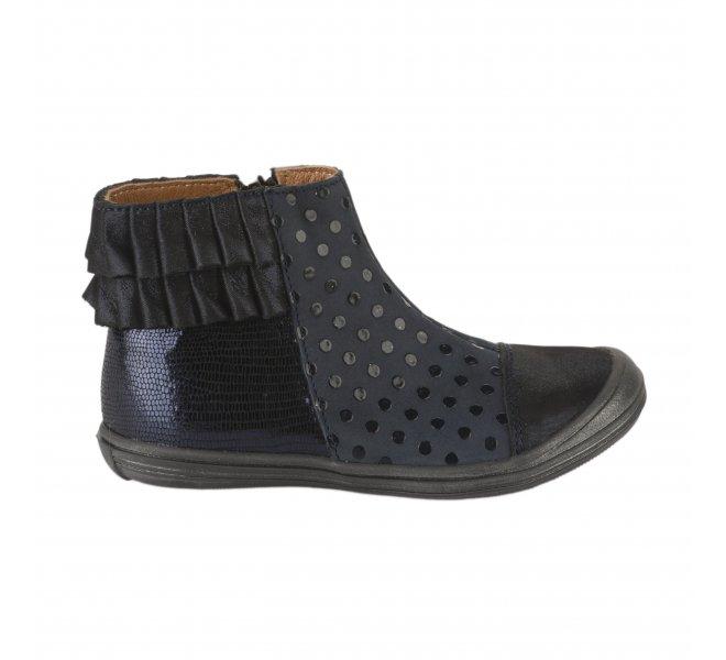 Boots fille - BELLAMY - Bleu marine