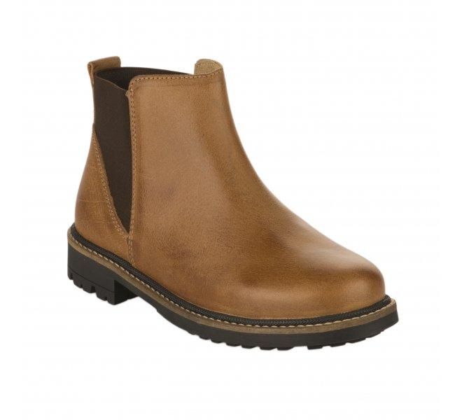 Boots garçon - FéTéLACé - Naturel