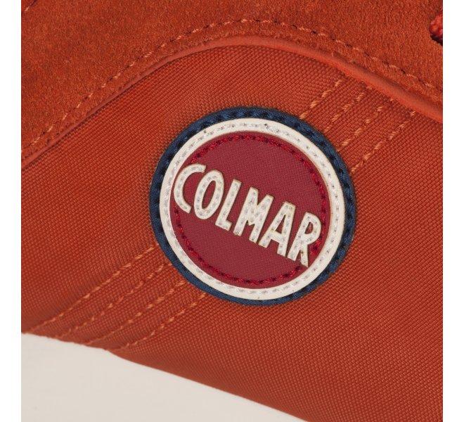 Baskets garçon - COLMAR - Orange