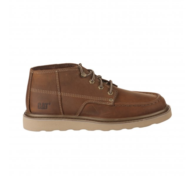 Bottines homme - CATERPILLAR - Marron