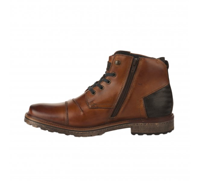 Bottines homme - BUGATTI - Naturel