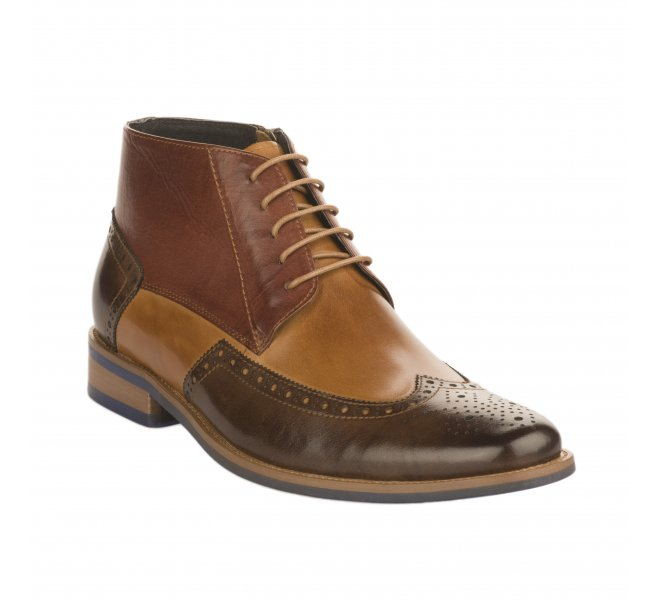Chaussures à lacets homme - KDOPA - Naturel