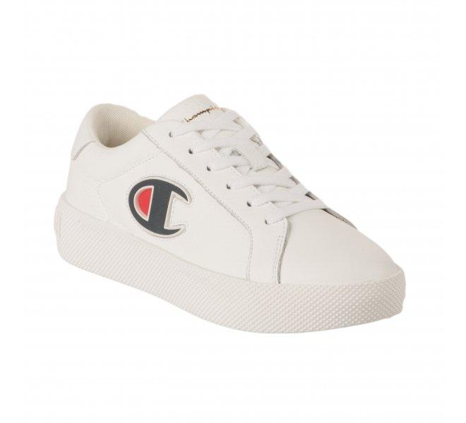 Baskets fille - CHAMPION - Blanc