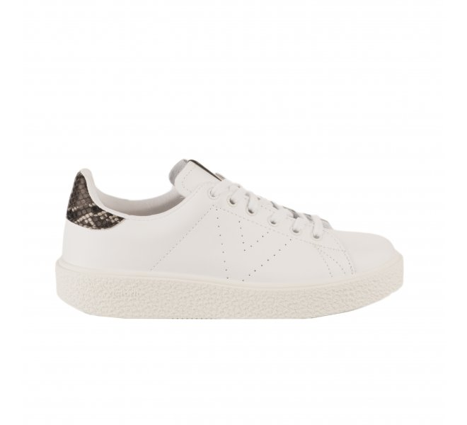 Baskets mode fille - VICTORIA - Blanc