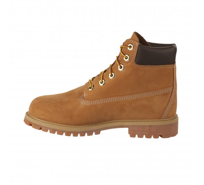 Bottines garçon - TIMBERLAND - Gold