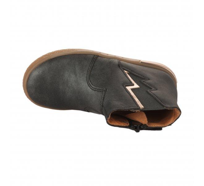 Boots fille - BABYBOTTE - Bleu
