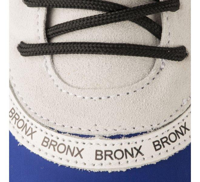 Baskets mode femme - BRONX - Gris