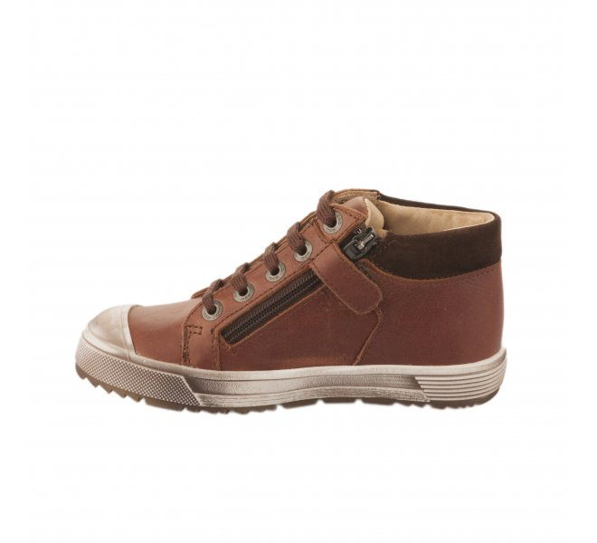 Bottines garçon - GBB - Marron