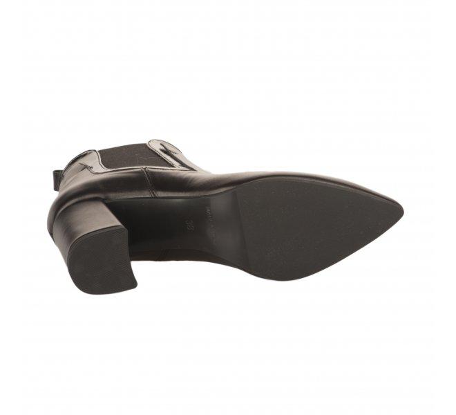 Boots femme - STYME - Noir