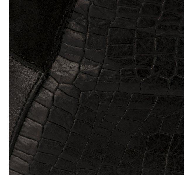 Bottes femme - PAULA URBAN - Noir