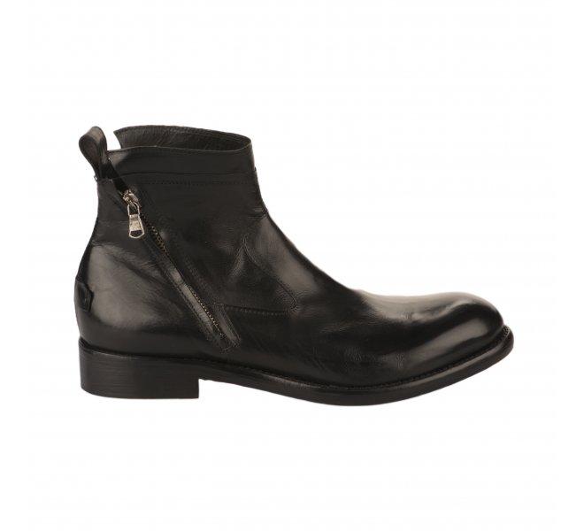 Boots homme - JP DAVID - Noir